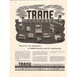 Tom Lawyer Opens Lawyer Trane Service Agency with Trane equipment, parts sales, start-up and warranty services
