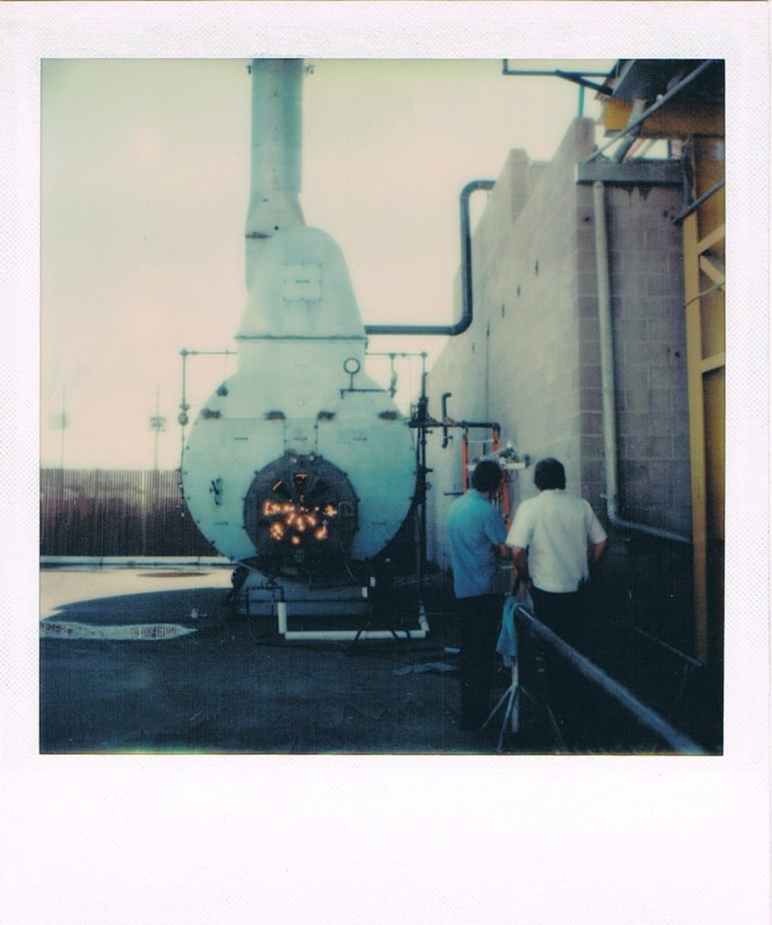 In the early 1970s, the company incorporates in the State of Nevada and adds a boiler division.