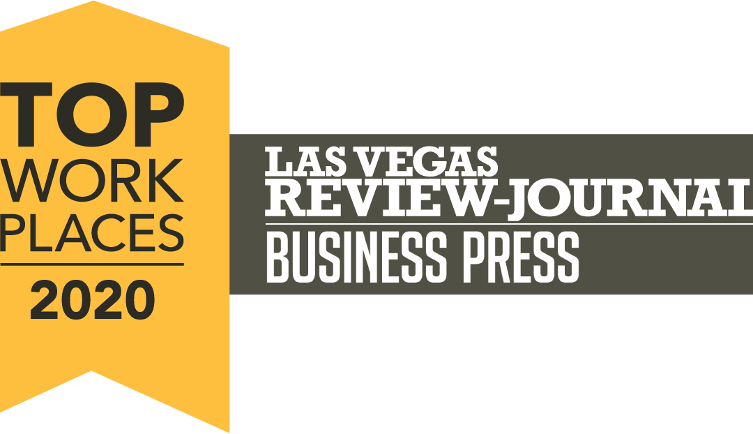 The Review-Journal and Business Press Names LMS Building Systems a Winner of the Nevada Top Workplaces 2020 Award
